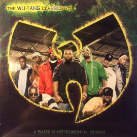 The W-Tang Classics Vol 1 (A Shaolin Instrumental Series) - Wu-Tang Clan