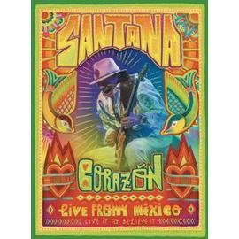 Corazón: Live From México - Live It To Believe It - Santana