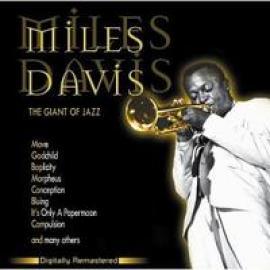 GIANT OF JAZZ - Miles Davis