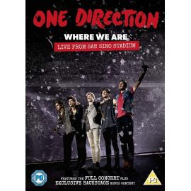 Where We Are (Live From San Siro Stadium) - One Direction