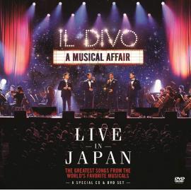 A Musical Affair - Live In Japan - Il Divo
