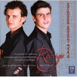 Rodrigo Guitar Concertos - Slava & Leonard Grigoryan