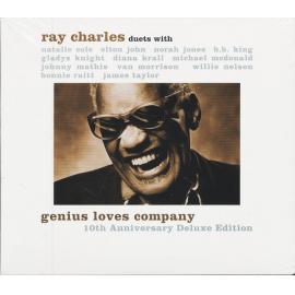 Genius Loves Company - Ray Charles