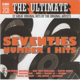 The Ultimate Seventies Number 1 Hits - Various Production