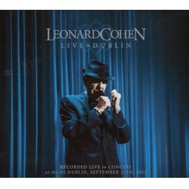 Live In Dublin - Leonard Cohen