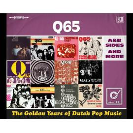 The Golden Years Of Dutch Pop Music (A&B Sides And More) - Q65