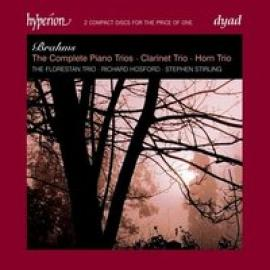 COMPLETE PIANO TRIOS, CLA - J. BRAHMS