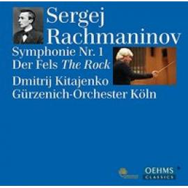 SINFONIE NO.1 - S. RACHMANINOV