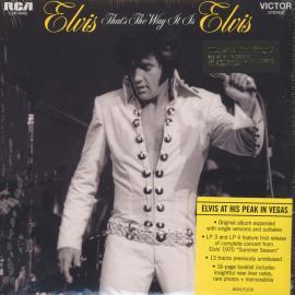 That's The Way It Is - Elvis Presley