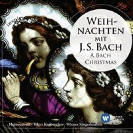 A BACH CHRISTMAS.. - J.S. BACH