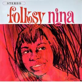 Folksy Nina - Nina Simone