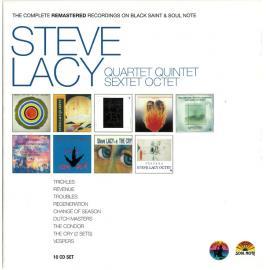 The Complete Remastered Recordings On Black Saint & Soul Note. Quartet Quintet Sextet Octet - Steve Lacy