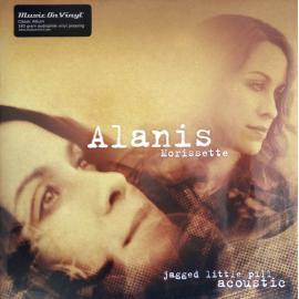 Jagged Little Pill Acoustic - Alanis Morissette