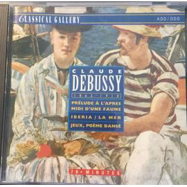 Prélude À L'Apres Midi D'une Faune / Iberia / La  Mer Jeux, Poème Dansé - Claude Debussy