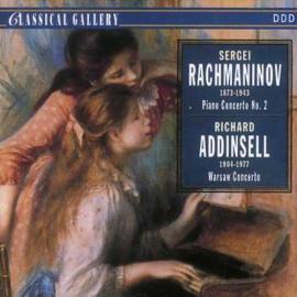 PIANO CONCERTO NO.2 - S. RACHMANINOV