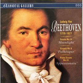 Piano Sonatas - Ludwig van Beethoven