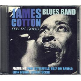 Feelin' Good - The James Cotton Blues Band