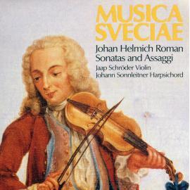 Sonatas and Assaggi - Johan Helmich Roman