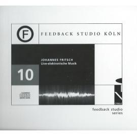 Live-Elektronische Musik   Music With Live Electronics - Johannes G. Fritsch