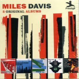 5 Original Albums - Miles Davis