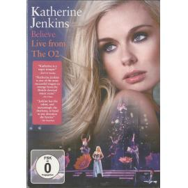 Believe (Live From The O2) - Katherine Jenkinson