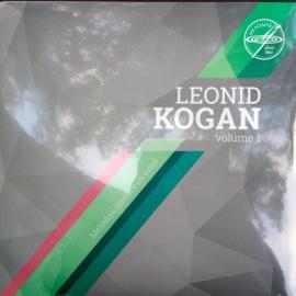 Leonid Kogan Volume 1  - Leonid Kogan