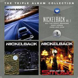 The Triple Album Collection Vol. 2 - Nickelback