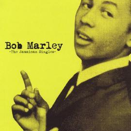 The Jamaican Singles - Bob Marley