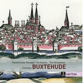 CANTATAS - D. BUXTEHUDE