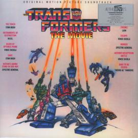 The Transformers®: The Movie (Original Motion Picture Soundtrack) - Various Production