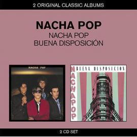 Nacha Pop / Buena Disposición - Nacha Pop