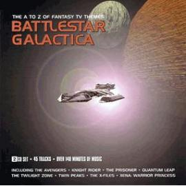 Battlestar Galactica The A To Z Of Fantasy TV - The City Of Prague Philharmonic
