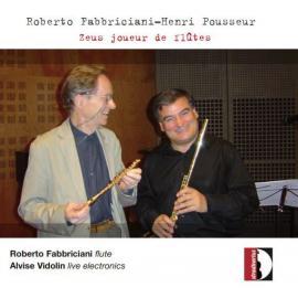 Zeus Joueur De Flûtes - Roberto Fabbriciani