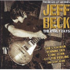 Early Days:  Broadcast Archives - Jeff Beck