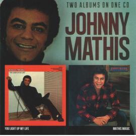 You Light Up My Life / Mathis Magic - Johnny Mathis