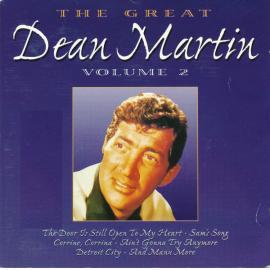 The Great Dean Martin Volume 2 - Dean Martin