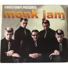Cavestomp! Presents Monk Jam Live - The Monks
