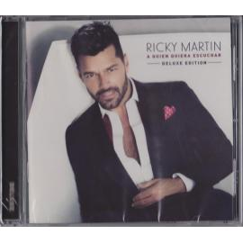 A Quien Quiera Escuchar - Ricky Martin