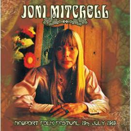 Newport Folk Festival, 19th July 1969 - Joni Mitchell