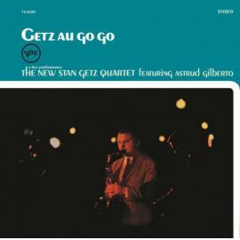 Getz Au Go Go - The New Stan Getz Quartet