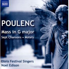 Mass In G Major • Sept Chansons • Motets - Francis Poulenc
