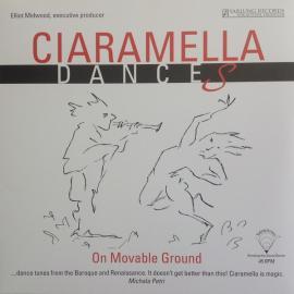 Dances on movable ground - Ciaramella Ensemble