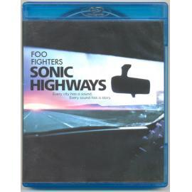 Sonic Highways - Foo Fighters