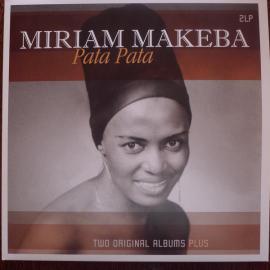 Pata Pata - Two Original Albums Plus - Miriam Makeba
