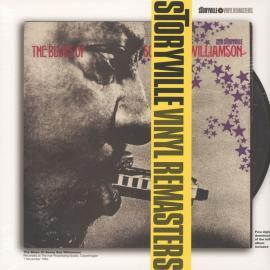 The Blues Of Sonny Boy Williamson - Sonny Boy Williamson