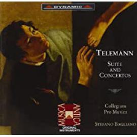 Suite And Concertos - Georg Philipp Telemann