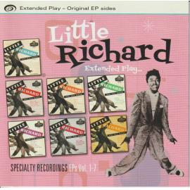 Extended Play - Specialty Recordings EPs Vol. 1-7 - Little Richard