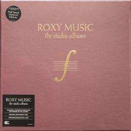 The Studio Albums - Roxy Music