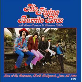 Live At The Palomino, North Hollywood, June 8th 1969 - The Flying Burrito Bros