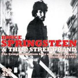 The Complete Bottom Line And Roxy Theater Broadcasts 1975 - Bruce Springsteen & The E-Street Band